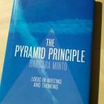 Textbauhilfe: Die Pyramide