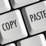 Copy- und Paste-Tasten